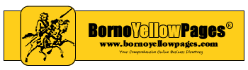 Borno Yellow Pages Logo